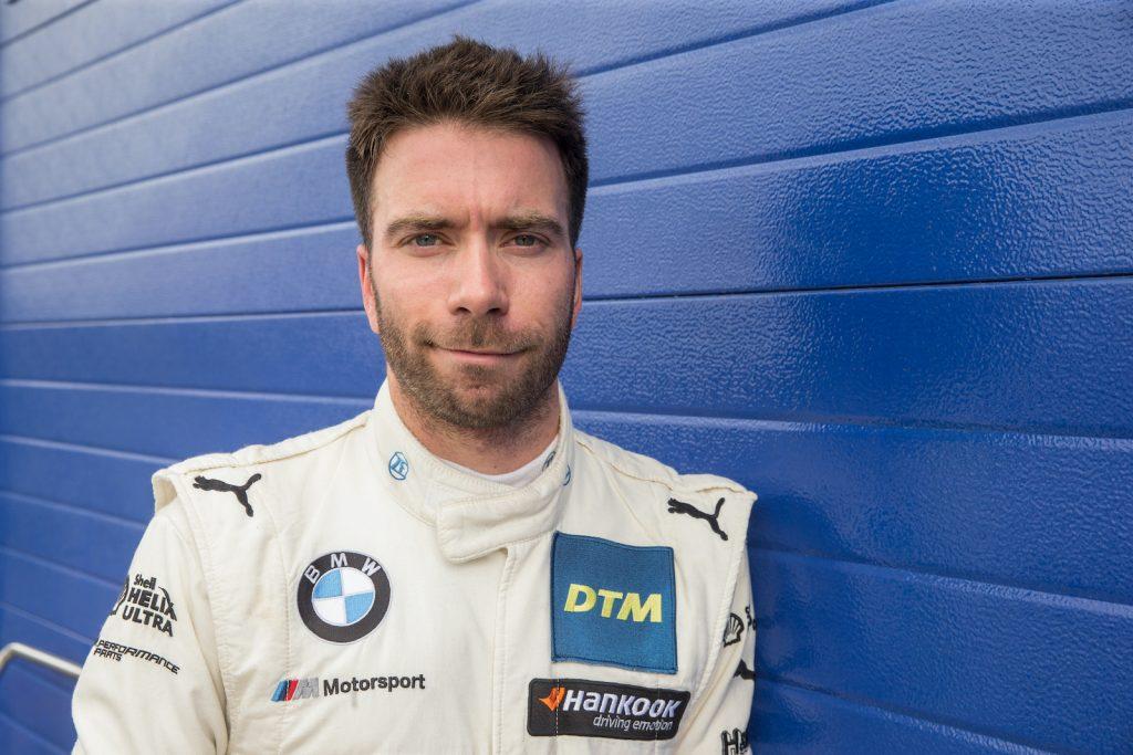 Philipp Eng. Bild: BMW