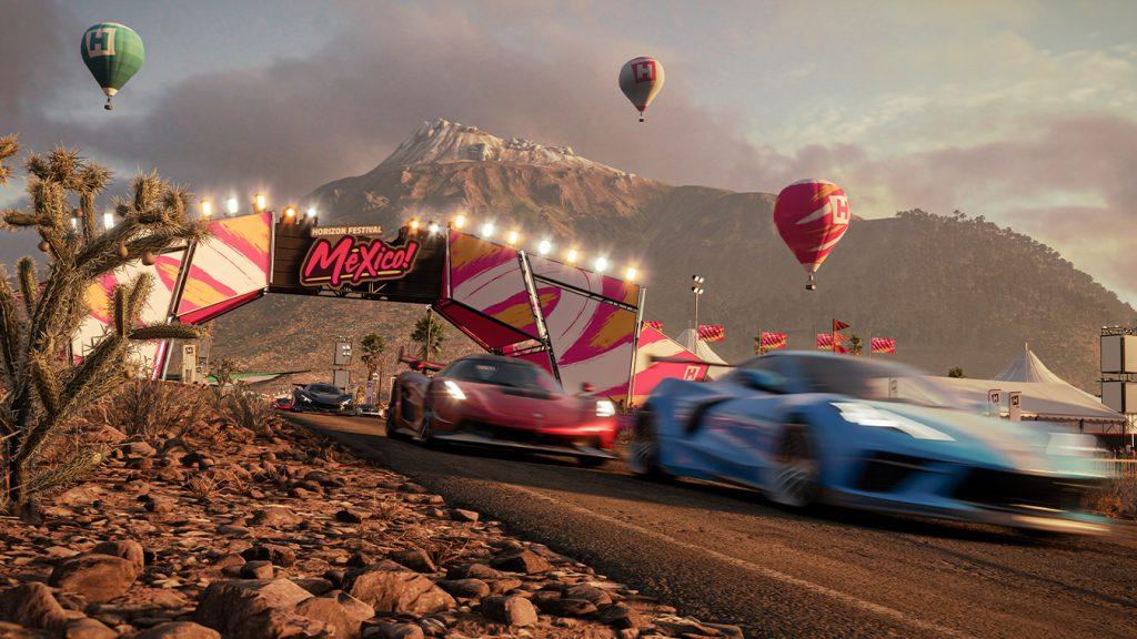 Forza Horizon 5 führt nach Mexiko