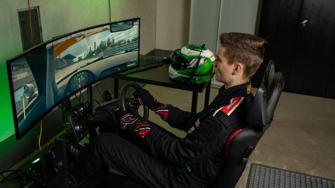 Niklas Koch im Interview über echtem Motorsport und SimRacing