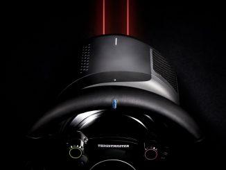 Mit dem T-GT II bringt Thrustmaster sein erstes PS5-Lenkrad heraus