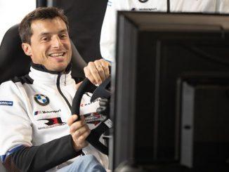 BWM-Werkfahrer Bruno Sprenger entwickelte zusammen mit iRacing den BMW M4 GT3